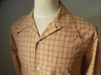 Two Way Collar 1940 Typ.1 kariert