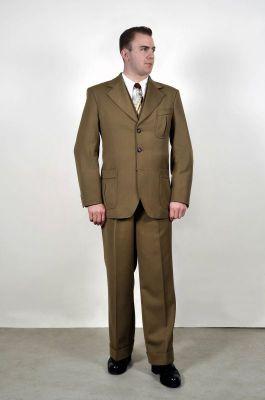 Anzug, Modell 1939 Melange