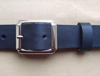 Herrengürtel, Modell 40 - Typ 1 Schwarz
