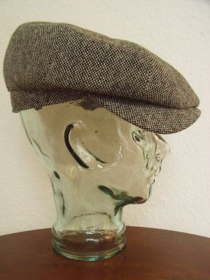 Modell Worker 1940 Tweed, Salt & Pepper