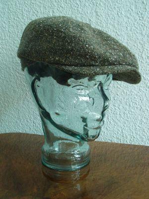 Für Kinder: Modell Max 1925 Tweed, Brauntöne meliert