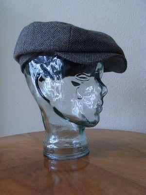 Modell Worker 1940, Tweed meliert.