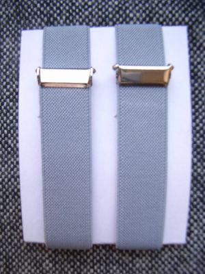 Ärmelhalter - Typ 2 Grau