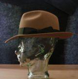 Bogart Hut - Hut 6 Caramell/Beige