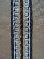 Hosenträger - Typ 2 Braun/Beige