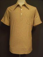 Sommerhemd, Modell 1942 kariert