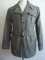 Deutsche Langjacke 1938 Typ 1 Salt & Pepper