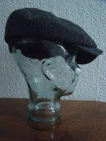 Modell Steelman 1930 , Tweed - Schwarz / Grau meliert