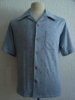 Hollywood Shirt - Pastellblau