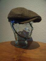 Modell Max 1925, Tweed Beige / Braun meliert.