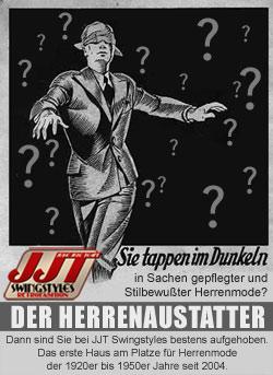Retro und Vintage Herrenmode - Juke Jive